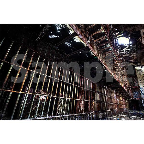 エセックス郡刑務所 廃墟写真集