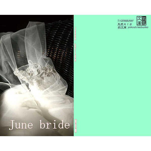 June bride [邪文庫(菊地順)] TIGER & BUNNY