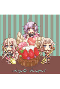 Angelic bouquet