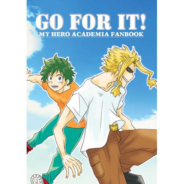 GO FOR IT! [かわらみあ(つゆすずみゆ)] 僕のヒーローアカデミア