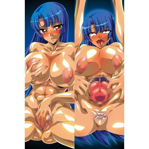 対魔忍ムラサキ 八津紫抱き枕カバー [レズ萌え!(お湯の香り)] 対魔忍シリーズ