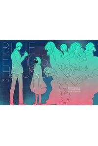 BLUE EYES HOUND