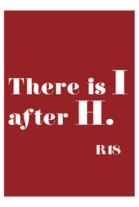 There is I after H.