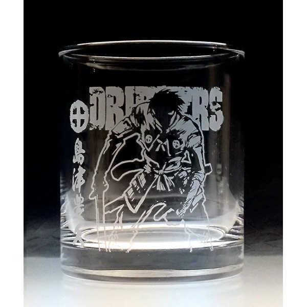 ロックグラス 島津豊久 [ぎやまん亭(AZUKI)] ドリフターズ