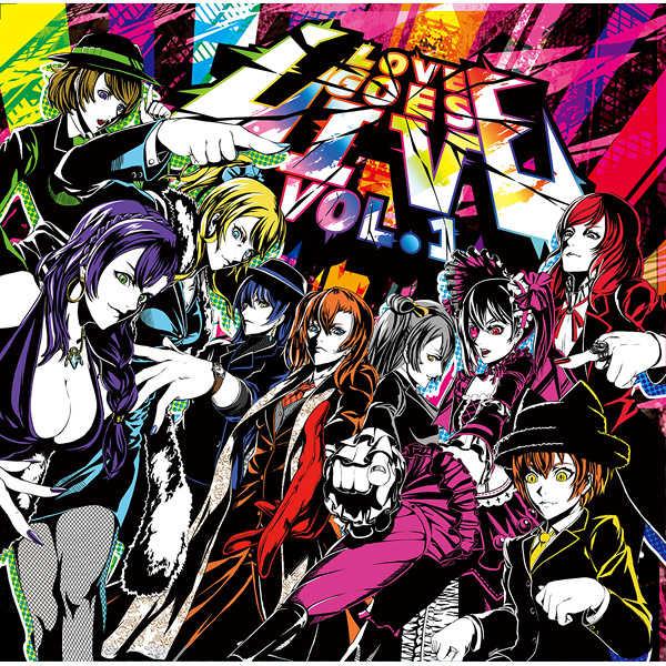 Love GOES Live! vol.1 [重's(重's)] ラブライブ!