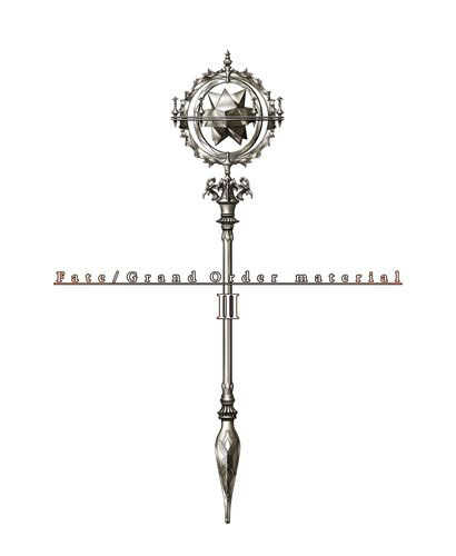 Fate/Grand Order material III【1次入荷分】 [TYPE-MOON(TYPE-MOON)] Fate