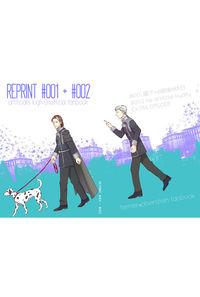 REPRINT #001+#002