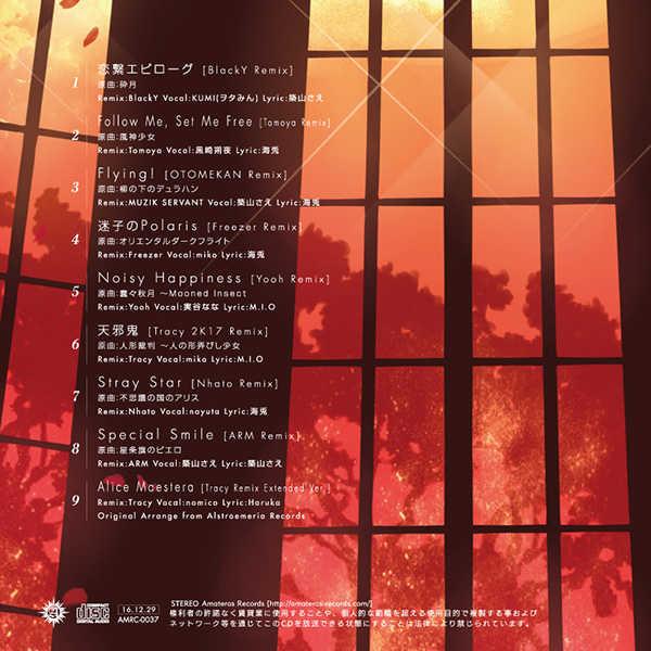 Endless Acceleration -Amateras Records Remixes Vol.4-