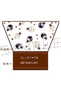 アレン&神田柄三角ポーチ