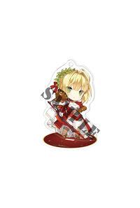 Fate/Grand Order FGO ネロ・クラウディウス アクリルフィギュア アクリルスタンド キーホルダー
