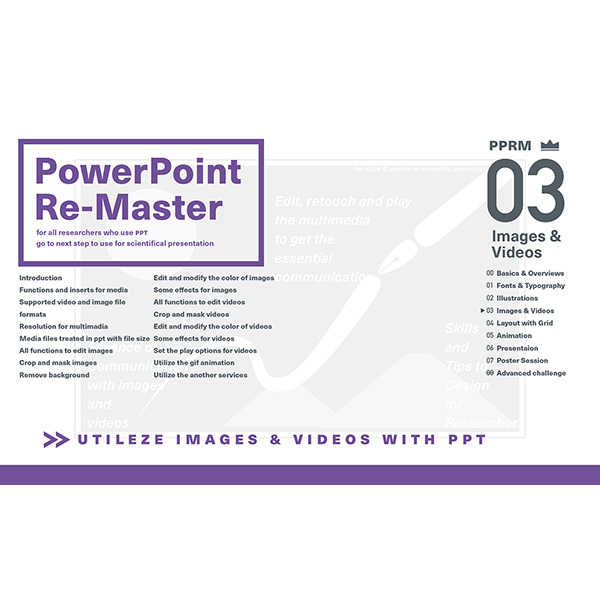 PowerPoint Re-Master 03 Images & Videos