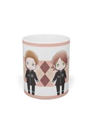王子隊マグカップ