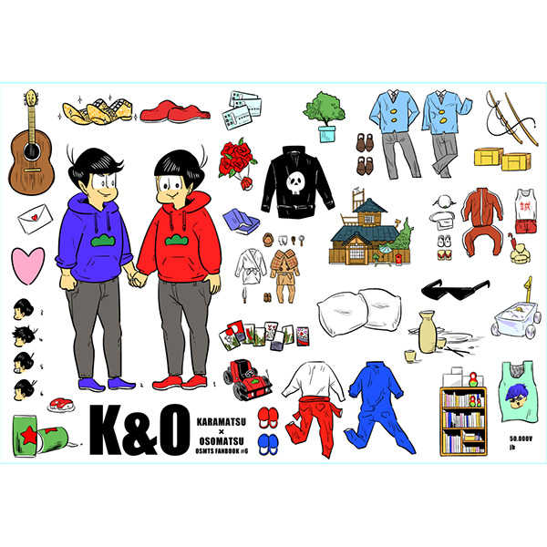 K&O [50.000V(耳鼻)] おそ松さん