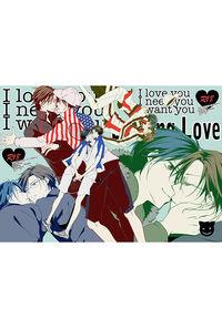 I love you I need you I want you!!