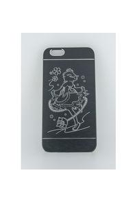レムiPhone6/6sケース黒