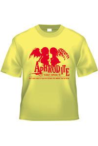 Aphrodite -SCARLET FANTASIA VII- (黄赤TシャツMサイズ)