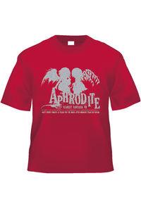 Aphrodite -SCARLET FANTASIA VII- (赤銀TシャツMサイズ)