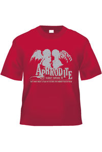 Aphrodite -SCARLET FANTASIA VII- (赤銀TシャツLサイズ)