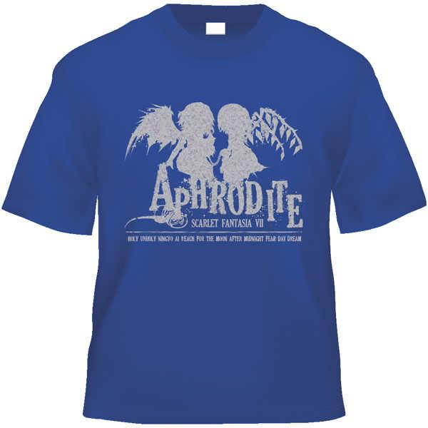 Aphrodite -SCARLET FANTASIA VII- (青銀TシャツMサイズ)