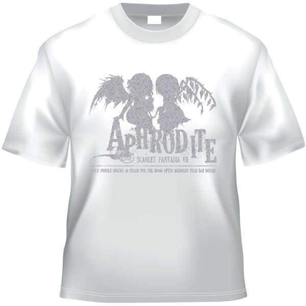 Aphrodite -SCARLET FANTASIA VII- (白銀TシャツMサイズ)
