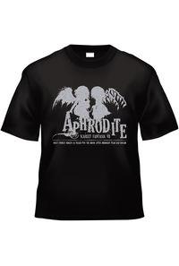 Aphrodite -SCARLET FANTASIA VII- (黒銀TシャツLサイズ)