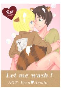 Let me wash !