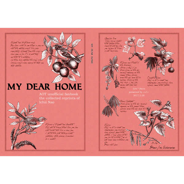 My dear home
