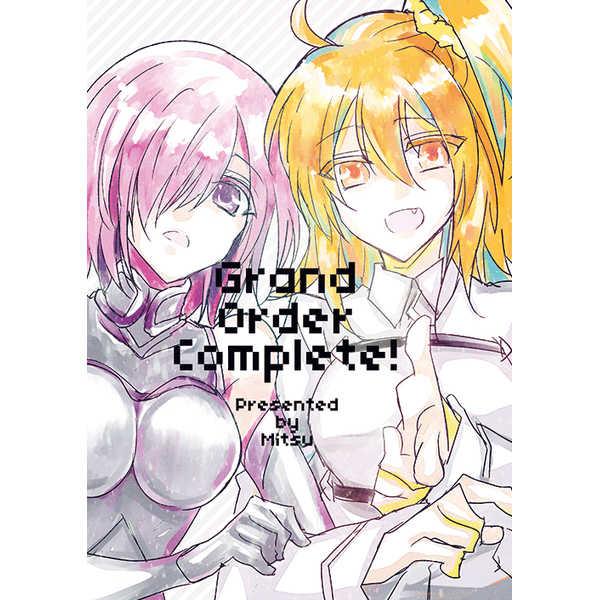 GrandOrderComplete [蜜(蜜子)] Fate/Grand Order