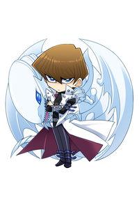 海馬&青眼の白龍アクリルキーホルダー