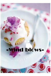-Wind blows-