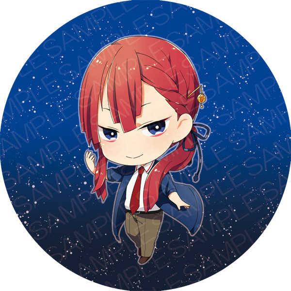 KING OF PRISM缶キーホルダー(太刀花ユキノジョウ)