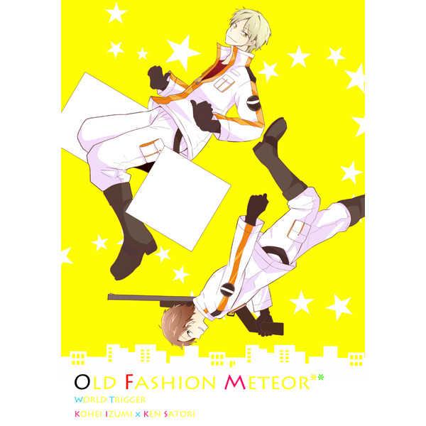 OLD FASHION METEOR [ricochet(タカシナ)] ワールドトリガー