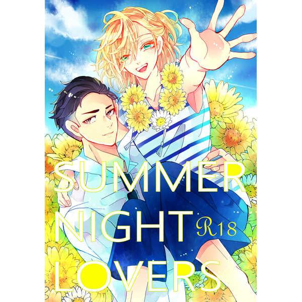 SUMMER NIGHT LOVERS [*Aqua*(イオ)] ユーリ!!! on ICE