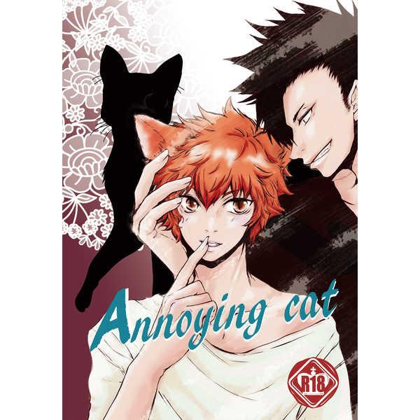Annoying cat [極東六区(青葉六)] ハイキュー!!