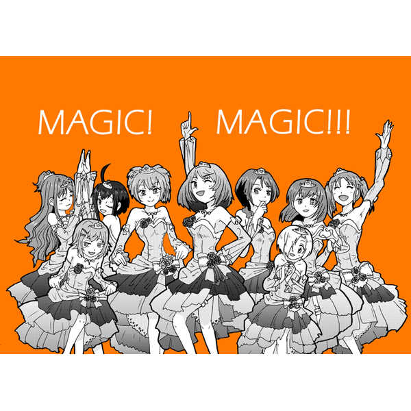 MAGIC!MAGIC!!! [鼓笛隊(三村守修司)] THE IDOLM@STER CINDERELLA GIRLS