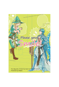 Please your smile!