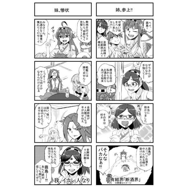 霧島主催断酒会ポーラヒャッハテスト