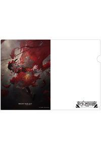 【イベント用】【東方幻想画廊】A4クリアファイル Miv4t B