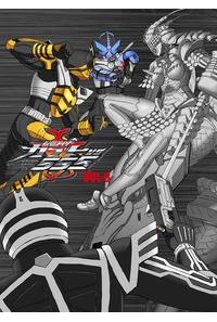 仮面ライダーカブトvs555 vol.8