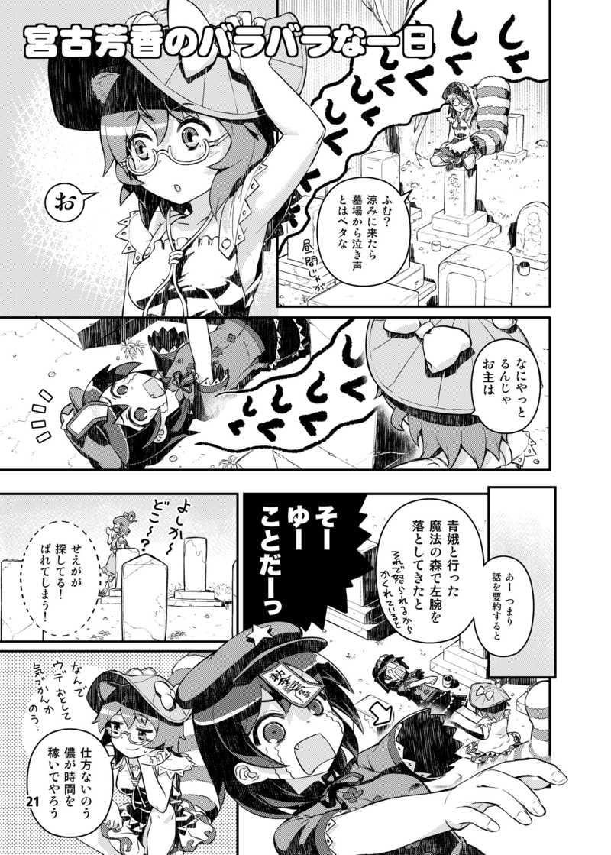 東方総集編マトメテッド百鬼夜行