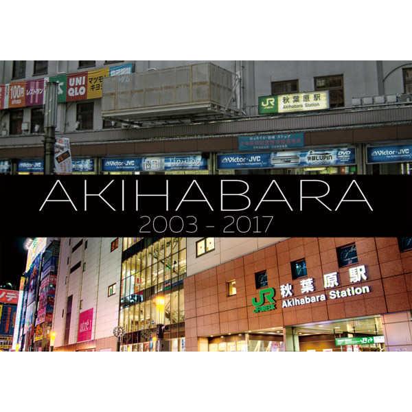 AKIHABARA 2003-2017 [寺見屋ラボ(てらひで)] 旅行・ルポ作品