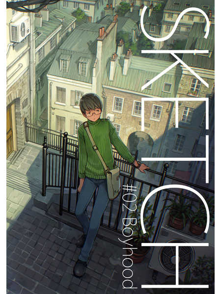 SKETCH #02 Boyhood