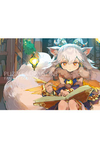 Puzzle and Dragons Fan art collection