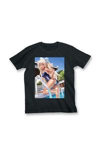神奈月昇Tシャツ(L/BK)