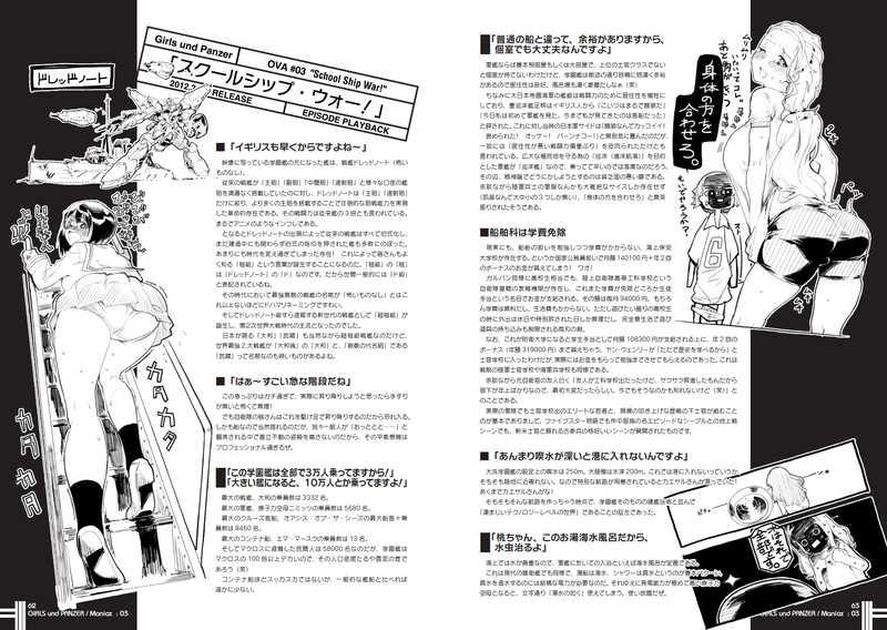 ガルパン軍事読本総集編 全国高校生大会版