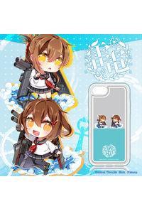 Iphone液体スマホケース-雷電姉妹