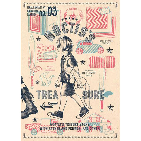 NOCTIS'S TRESURE(ノベルティ無し) [OFFLIMIT(SETSU)] ファイナルファンタジー