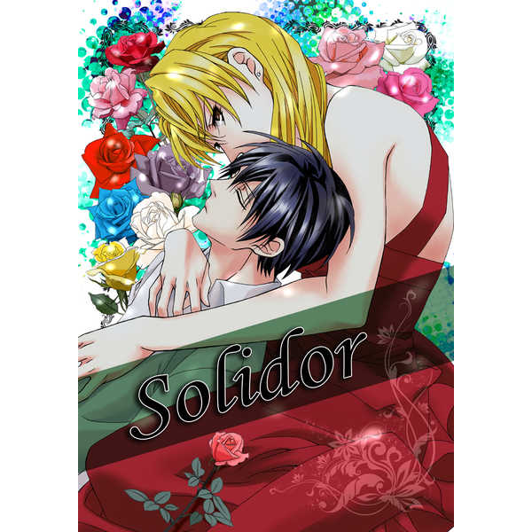 Solidor [PRIVATE EYES(相澤カナメ)] 鋼の錬金術師