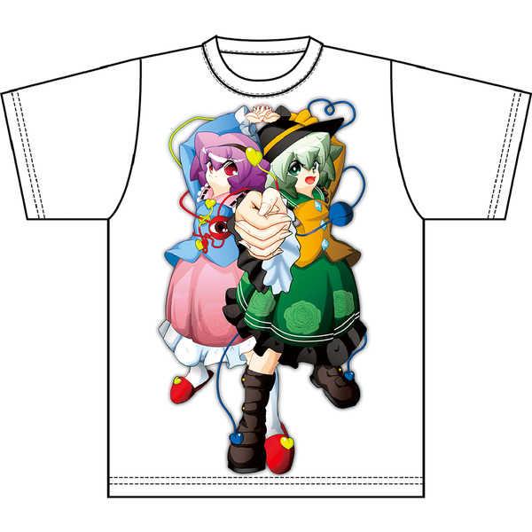 古明地Tシャツ [ノーランディア(あらを)] 東方Project