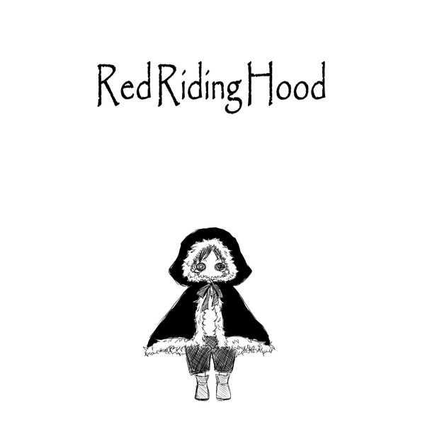 Red Riding Hood [猫缶ブラウニー(あいな)] 進撃の巨人